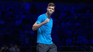 Hurkacz pnie się w rankingu ATP!