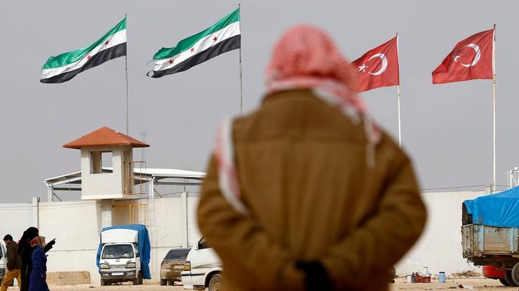 Turcja zapewnia, że jej granice są otwarte dla uciekinierów z Aleppo