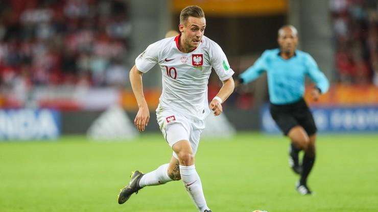 Młodzieżowy reprezentant Polski wypożyczony z VfB Stuttgart do Górnika Zabrze