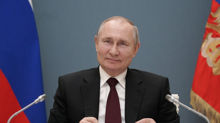 """Putin odpowiedział Bidenowi. """"Kto się przezywa, sam się tak nazywa"""""""