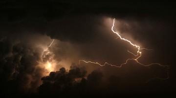 Uwaga na burze z gradem. Alerty dla centralnej i południowej Polski
