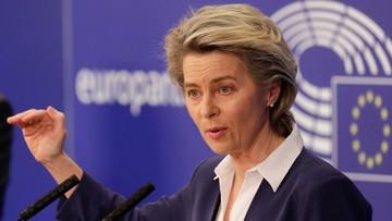 """Komisja Europejska zapowiada """"ciemnoczerwone strefy"""" zakażeń"""