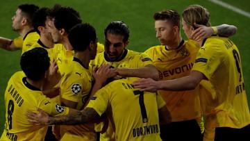 Liga Mistrzów: Zwycięstwo BVB po emocjonującej końcówce