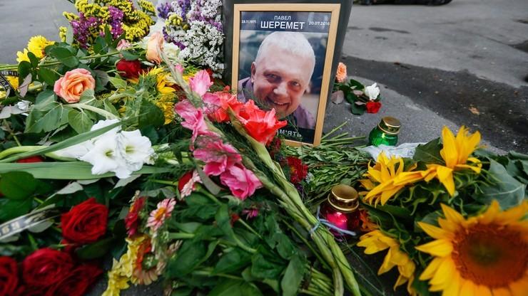 Ukraina: są nowe ślady w sprawie śmierci Szeremeta