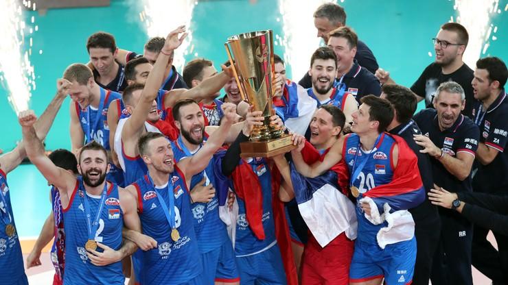Feta w Belgradzie! Serbowie powitali złotych siatkarzy