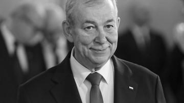 Zmarł Jerzy Wilk. Premier złożył kondolencje