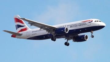 Dron uderzył w samolot na lotnisku w Londynie