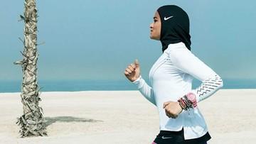 Hidżab od Nike dla muzułmańskich sportsmenek