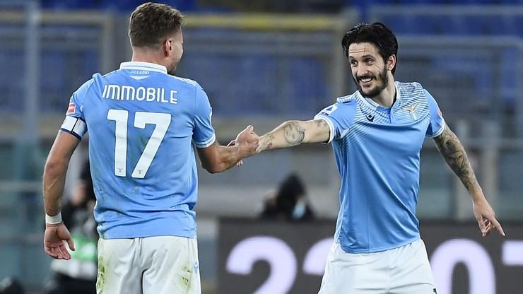 Serie A: Deklasacja w derbach Rzymu. Lazio zdecydowanie lepsze od Romy