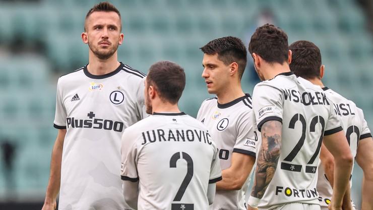 Co musi się stać, by Legia już w niedzielę została mistrzem Polski?