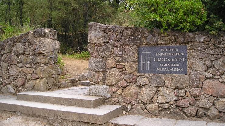 Zbezczeszczono niemiecki cmentarz wojskowy w Hiszpanii. Zniszczono nagrobki