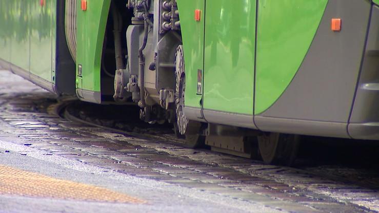 Zderzenie tramwajów w Poznaniu. Pięć osób zostało rannych