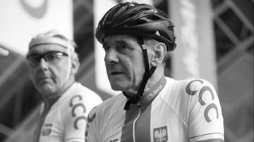 Nie żyje Ryszard Szurkowski, legenda światowego kolarstwa