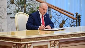 Łukaszenka zaprzysiężony. Oświadczenie Unii Europejskiej