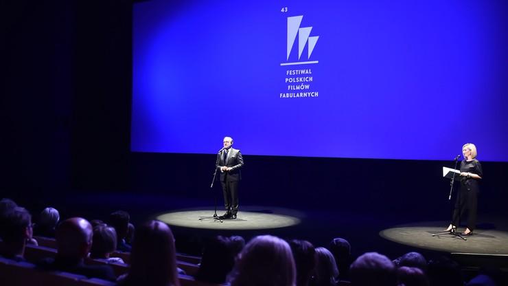 """""""Kamerdyner"""" F. Bajona otworzył 43. Festiwal Polskich Filmów Fabularnych w Gdyni"""