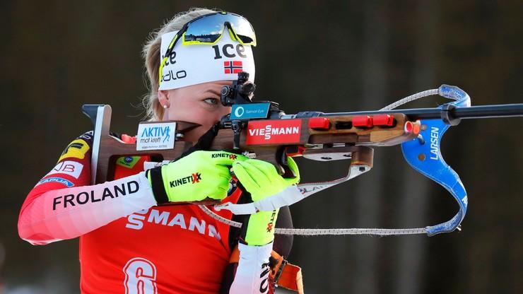 MŚ w biathlonie: Polki bez sukcesu