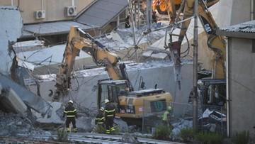 Włoskie media: elementy konstrukcji możliwą przyczyną katastrofy budowlanej w Genui