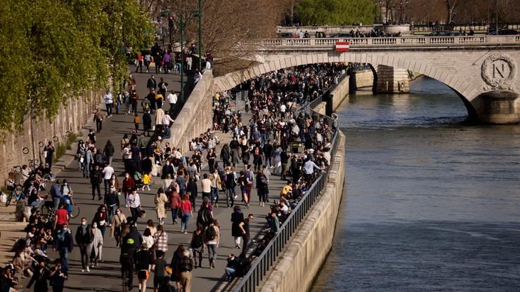 40 tys. zakażeń koronawirusem we Francji. Władze rozważają trzy scenariusze walki z pandemią