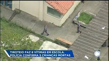 Strzelanina w szkole w Brazylii. Nie żyje siedem osób, 17 jest rannych