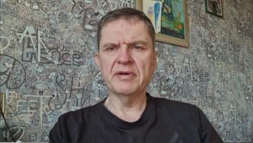 """Andrzej Poczobut zatrzymany. """"Zabrali go i nie powiedzieli dokąd"""""""