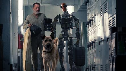 Tom Hanks, pies i robot w starciu z apokalipsą. Oto zwiastun filmu Finch [WIDEO]