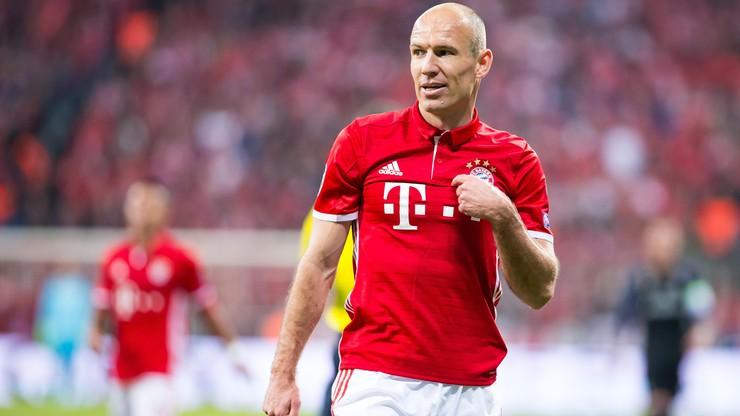 Robben nie zamierza kończyć kariery. Zdradził dokąd może trafić
