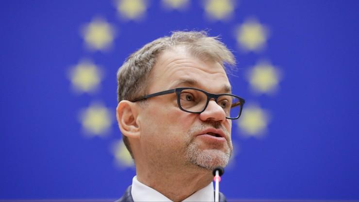 Premier Finlandii popiera powiązanie funduszy unijnych z praworządnością