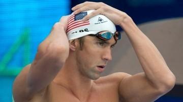 Phelps: Przed spotkaniem z Jordanem miałem milową listę pytań, ale... nie mogłem wykrztusić słowa
