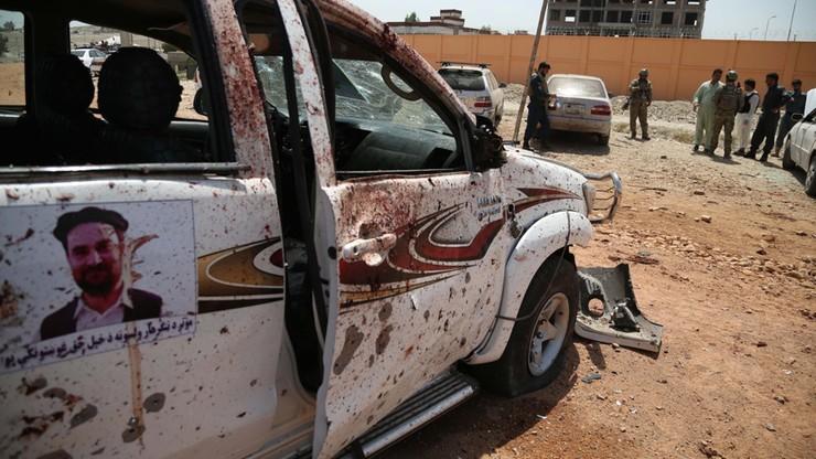 Afganistan: samobójczy zamach bombowy. Sześć ofiar śmiertelnych