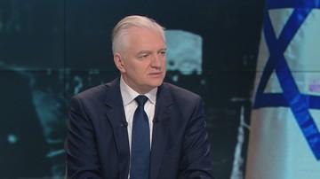 Gowin: poprawki Senatu do ustawy o IPN postawiłyby pytanie o suwerenność Polski