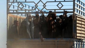 Media: z ostatniego bastionu ISIS uciekają najwierniejsi zwolennicy. Wsród nich są Polacy
