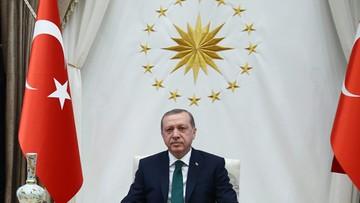 Erdogan za przedłużeniem stanu wyjątkowego w Turcji