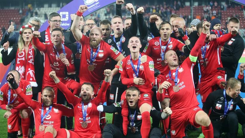 ME w amp futbolu: Polacy wywalczyli brązowy medal!