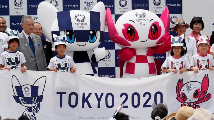 Tokio 2020: Znamy imiona maskotek igrzysk i paraolimpiady!