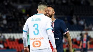 Neymar oskarża Gonzaleza o rasizm po meczu PSG - Olympique Marsylia