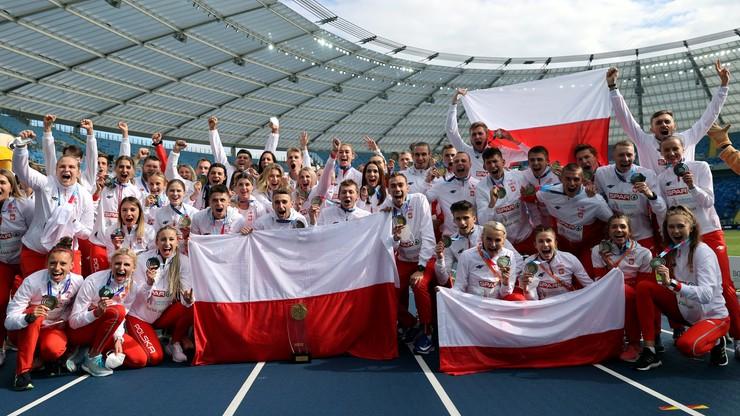 Drużynowe mistrzostwa Europy w lekkoatletyce. Polacy znów górą