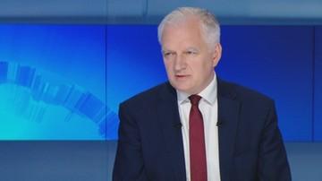 """Jarosław Gowin: w lutym powinniśmy wejść w """"fazę tańca"""""""