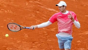 ATP w Monte Carlo: Hubert Hurkacz odpadł w drugiej rundzie debla
