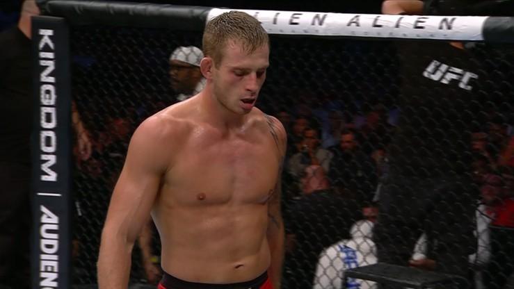UFC: Jotko wypadł z gali w Moskwie! Inny Polak chce go zastąpić