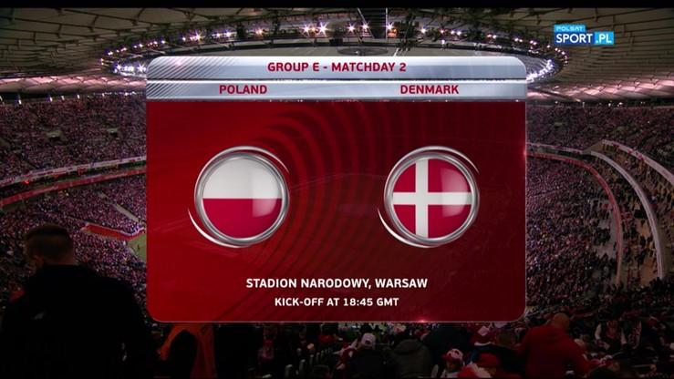 2016-10-08 Polska - Dania 3:2. Skrót meczu