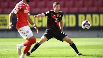 Sensacyjna porażka Bayernu z Mainz. Nie pomógł gol Roberta Lewandowskiego