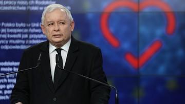 PO przedstawi deklarację ws. euro jeśli Kaczyński złoży zeznania w prokuraturze ws. Srebrnej