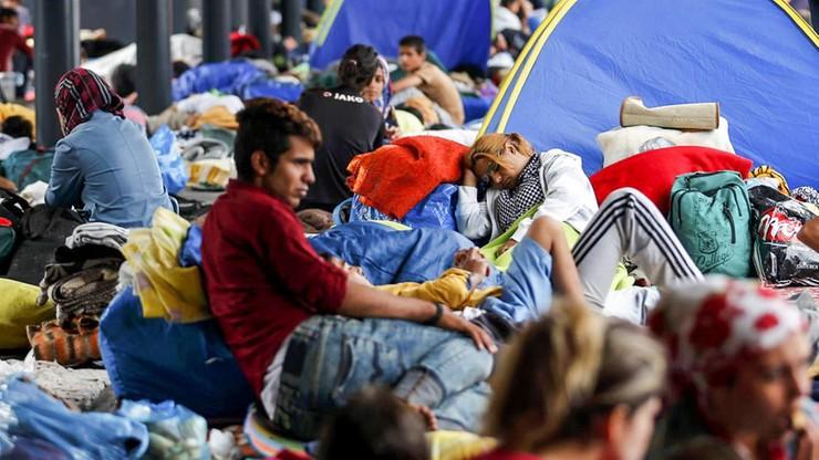 """Niemcy przestali odsyłać uchodźców na Węgry. Bo w tamtejszych obozach panują """"podłe"""" warunki"""