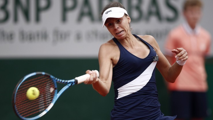 Turniej WTA w Dausze: Linette odpadła w pierwszej rundzie debla