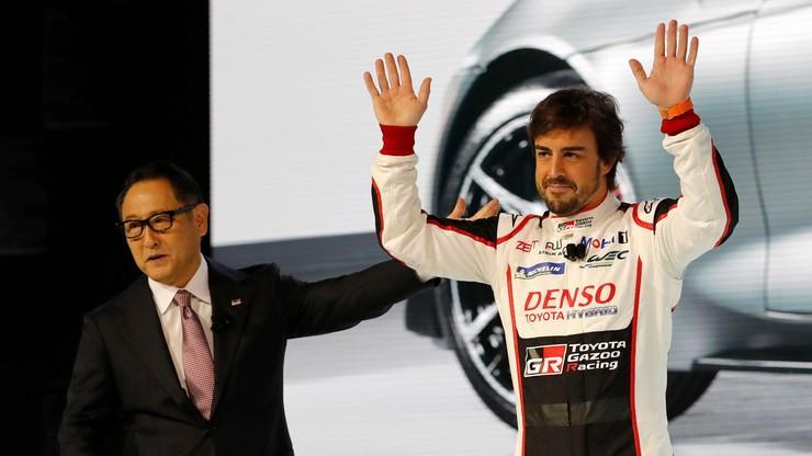 Alonso wystartuje w Rajdzie Dakar?