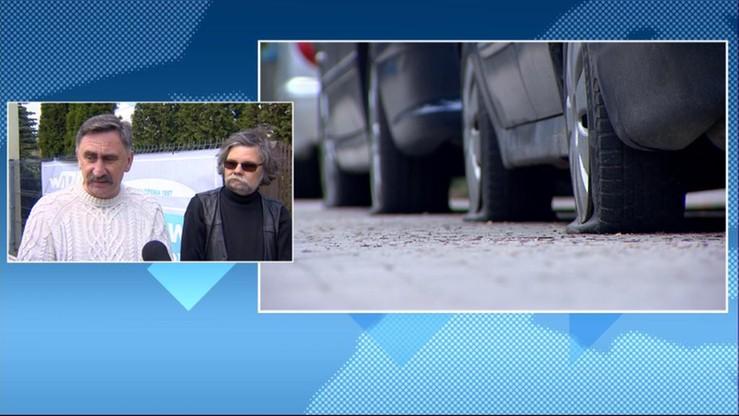 Wandale zniszczyli 20 samochodów. Straty liczone w setkach tysięcy złotych
