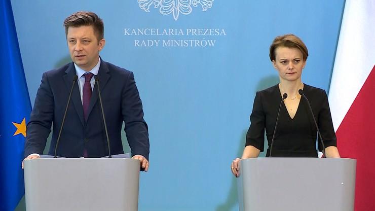 """""""Nie planujemy odcinania kordonem sanitarnym żadnych dużych miast w Polsce"""""""