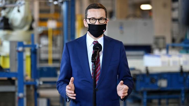 Morawiecki: brakuje w Polsce silnego samorządu przedsiębiorców