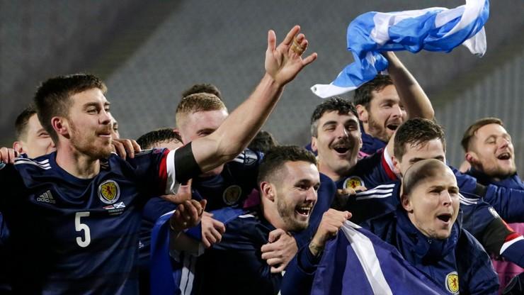 Reprezentacja Szkocji wybrała bazę na ME 2021