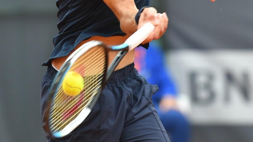 ATP w Nur-Sułtanie: Odpadł broniący tytułu John Millman